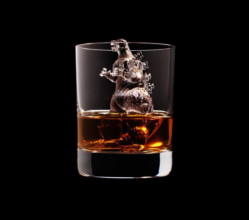 suntory whisky tbwa hakuhodo cnc milled ice cubes 3d (15)
