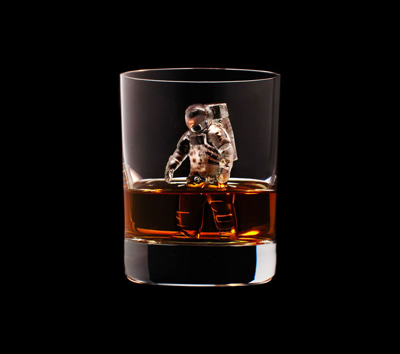 suntory whisky tbwa hakuhodo cnc milled ice cubes 3d (21)