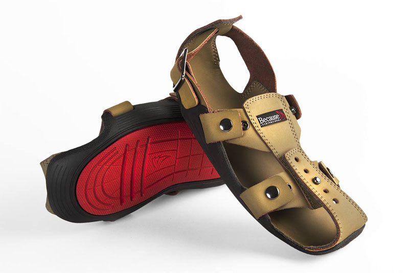 For Children in Need, this Shoe Grows as They Do