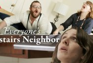 An Interview With Everyone's Upstairs Neighbor