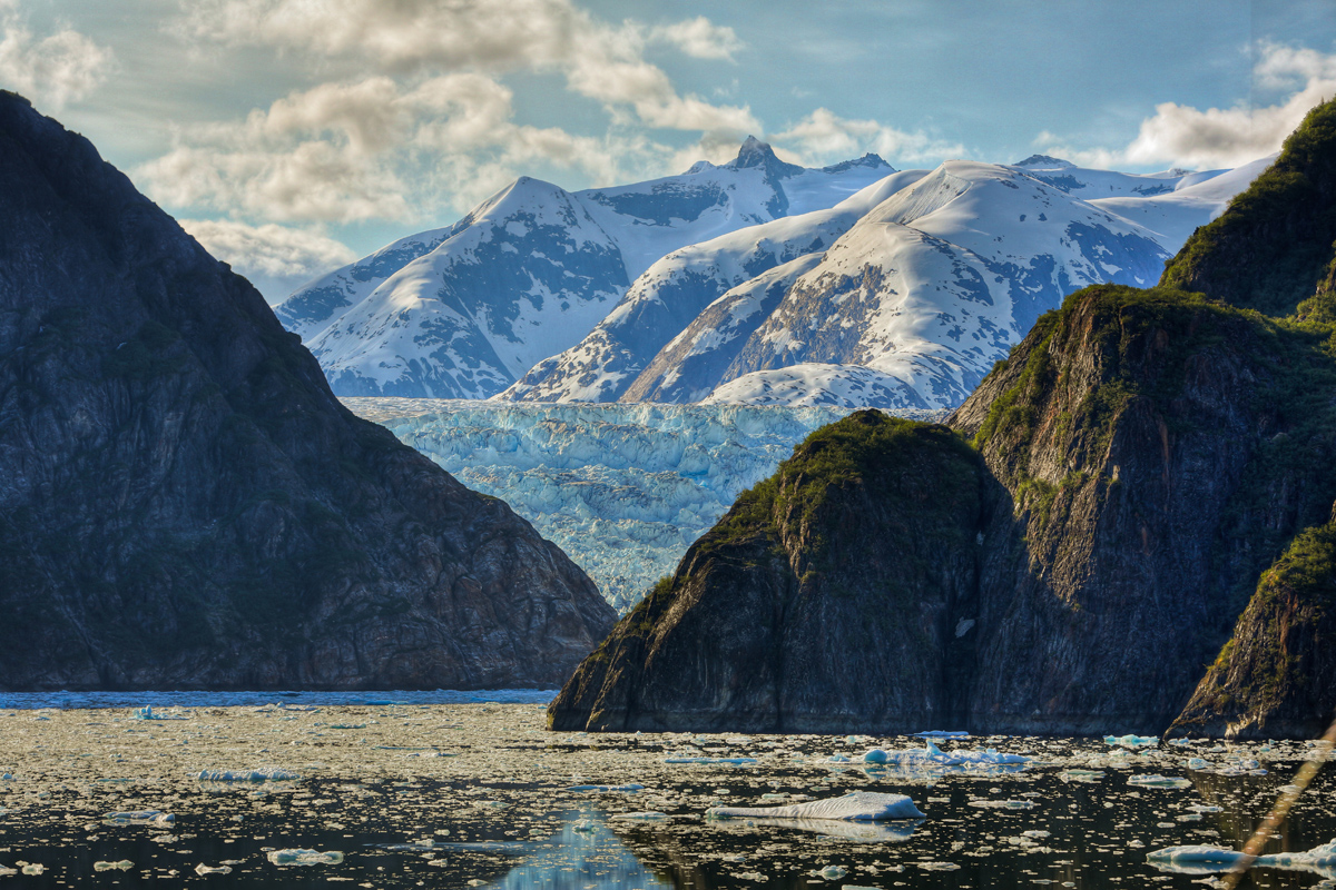 tracy arm fjord alaska levels of nature by john cobb The Top 100 Pictures of the Day for 2015