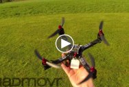 This Guy Turbocharged a Quadcopter and the Results are Insane