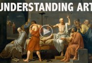 The Death of Socrates by Jacques-Louis David, a Video Case Study
