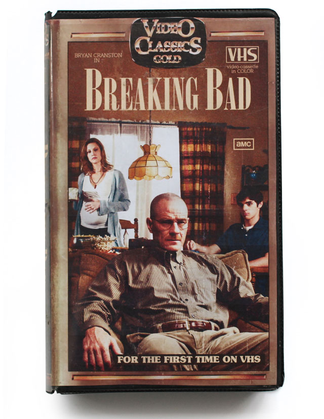 vhs covers of modern movies and tv shows (1)