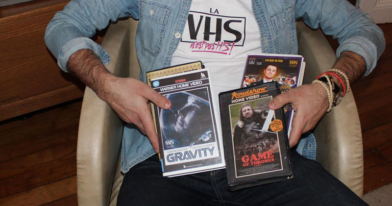 vhs covers of modern movies and tv shows (2)