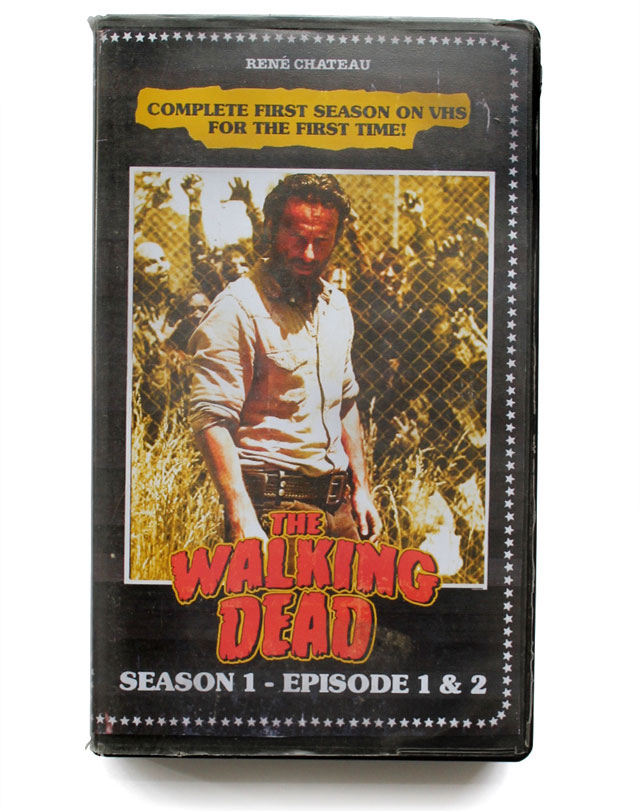 vhs covers of modern movies and tv shows (6)