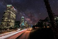What the Night Sky Would Look Like with No Light Pollution