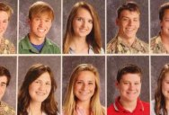 On Picture Day, These Students Passed Around a Pineapple Shirt. It Showed Up 18 Times