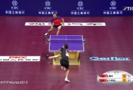 The Best Table Tennis Rally You Will See Today