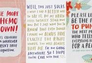 """Cancer Survivor Designs """"Get Well Soon"""" Cards That Don't Suck"""