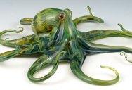 Stunning Glass Blown Animal Sculptures by Scott Bisson