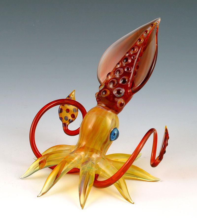 glass blown animal sculptures by scott bisson (9)