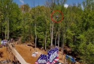 Josh Sheehan Lands the World's First Ever Triple Backflip on a Motorcycle