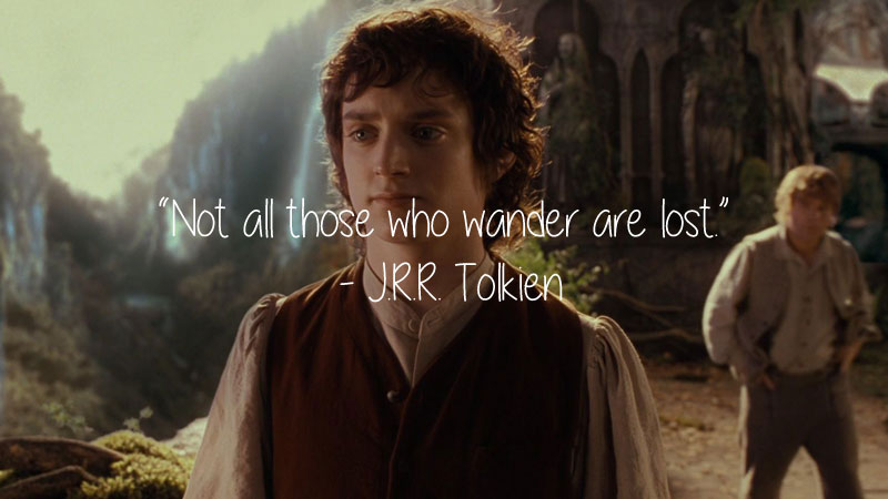 jrr tolkien quote1 23 Thought Provoking Quotes by Historys Favorite Writers