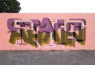Multi-Layered Graffiti Murals of Popular Expressions