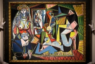 Picture of the Day: The Most Expensive Artwork Ever Sold at Auction