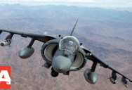 Badass Pilot Buys His Own Fighter Jet