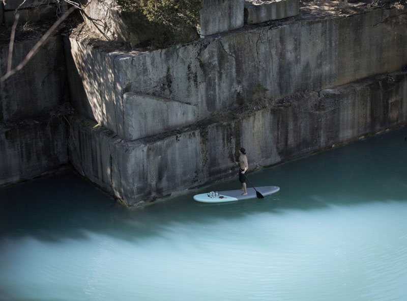 street Artist hula Uses Paddleboard to Paint in Hard to Reach Places (8)