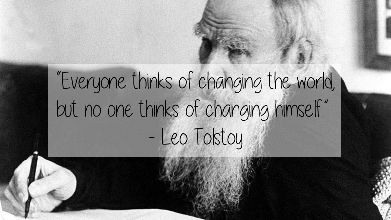tolstoy quote 23 Thought Provoking Quotes by Historys Favorite Writers