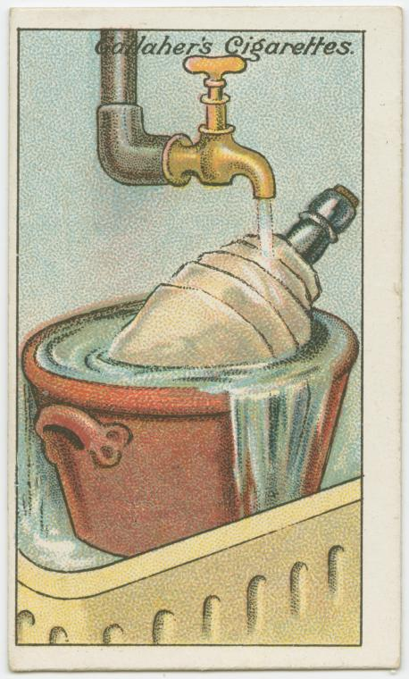 vintage life hacks from the 1900s (25)
