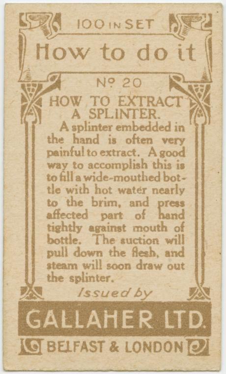 vintage life hacks from the 1900s (30)