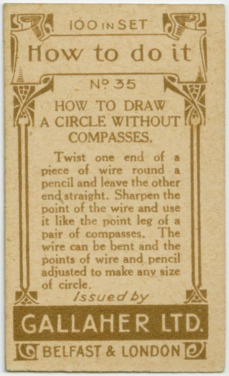 vintage life hacks from the 1900s (48)