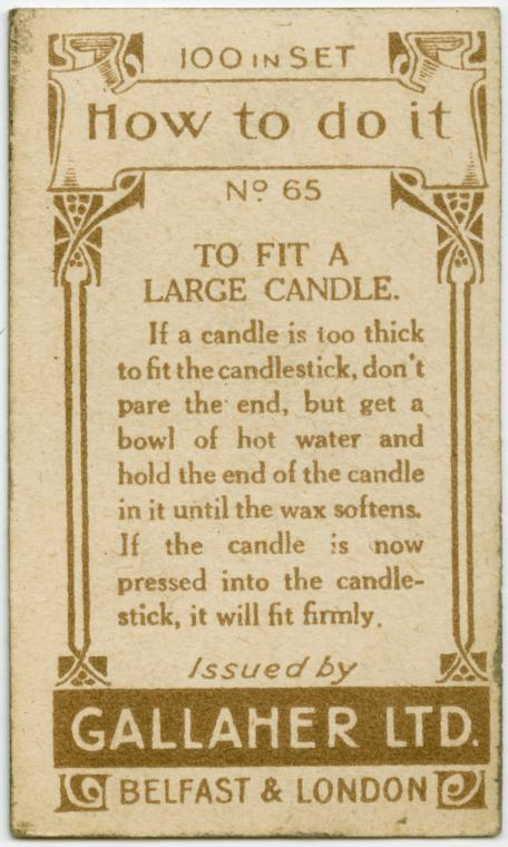 vintage life hacks from the 1900s (70)