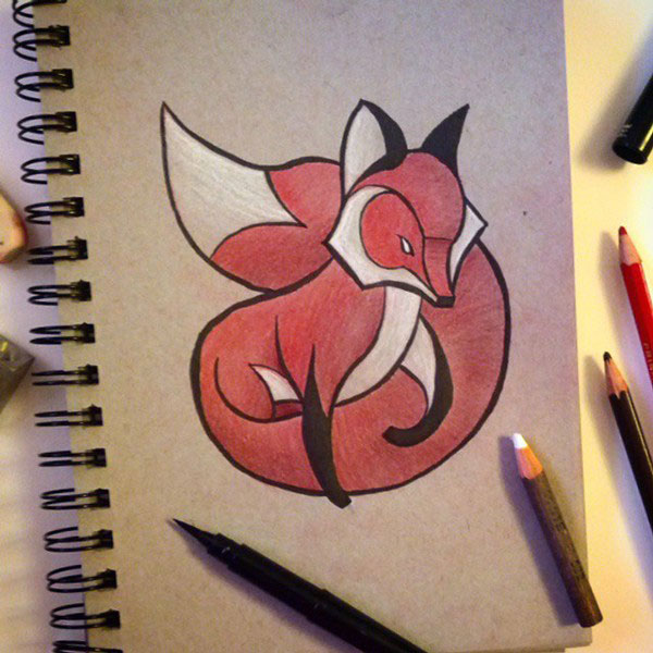 Artists Challenge Each Other to a Daily Animal Alphabet Drawing Duel (11)