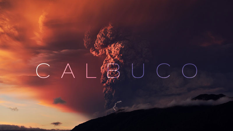 4K Volcanic Eruption Timelapse Shows the Awesome Power of Nature
