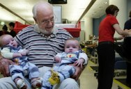 Man with Special Blood has Donated Over 1,100 Times and Saved 2 Million Lives