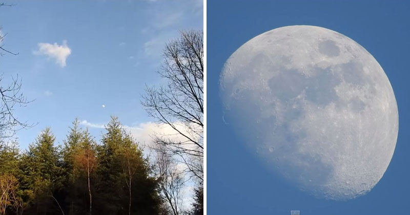 So Nikon's Newest Digital Camera Can Zoom In on the Moon