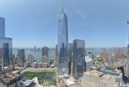 Building One World Trade Center. 11 Years in 2 Minutes