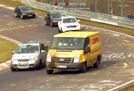 Someone Made a Compilation of the Strangest Vehicles at the Nurburgring and It's Amazing