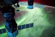 A Symphony of Light Timelapse from the International Space Station