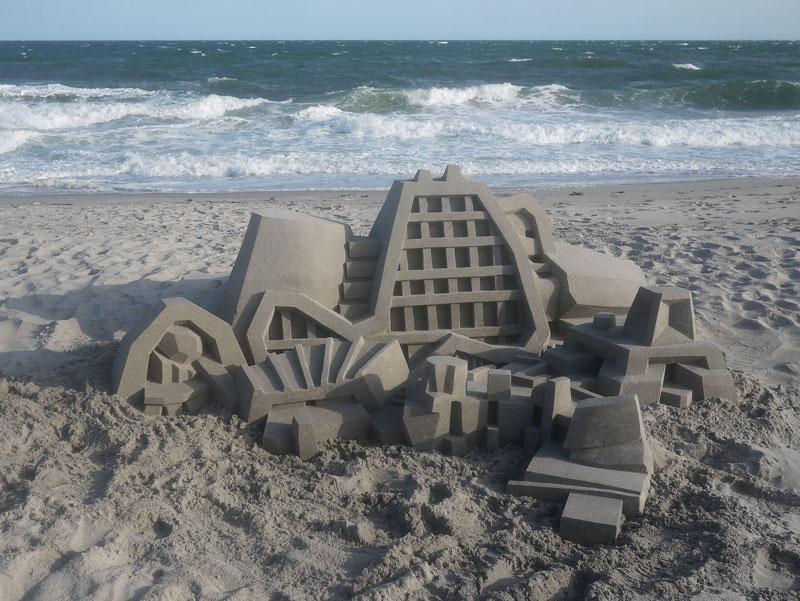 architectural sand castles by calvin seibert (10)