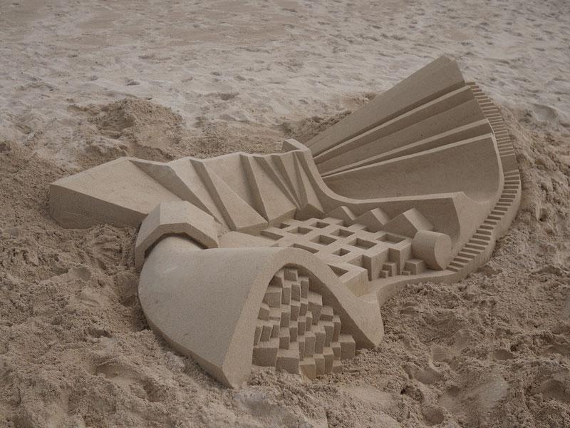 architectural sand castles by calvin seibert (2)