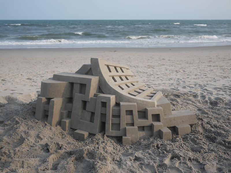 architectural sand castles by calvin seibert (8)