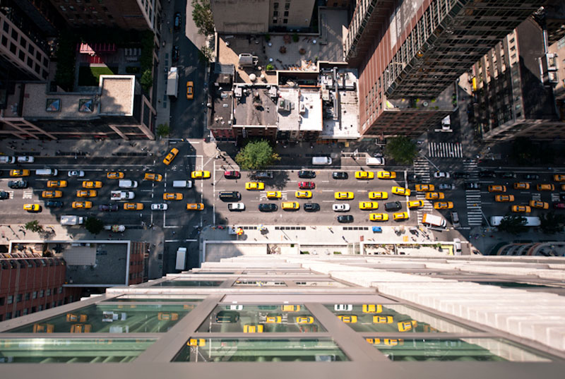 nyc streets from above by navid baraty (3)