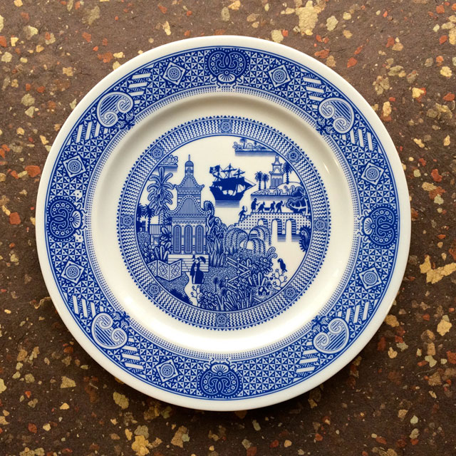 Porcelain Plate designs Show World of Destruction by don moyer calamityware (7)