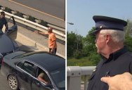 This is What Road Rage in Canada Looks Like
