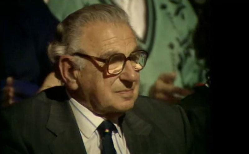 Remembering Sir Nicholas Winton, the 'British Schindler' that Saved 669 Children