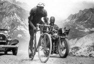 Picture of the Day: Vintage Tour de France, 1934