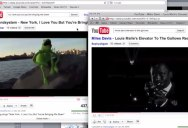 When YouTube Videos Go Perfectly Together: Miles Davis, LCD Soundsytem Edition