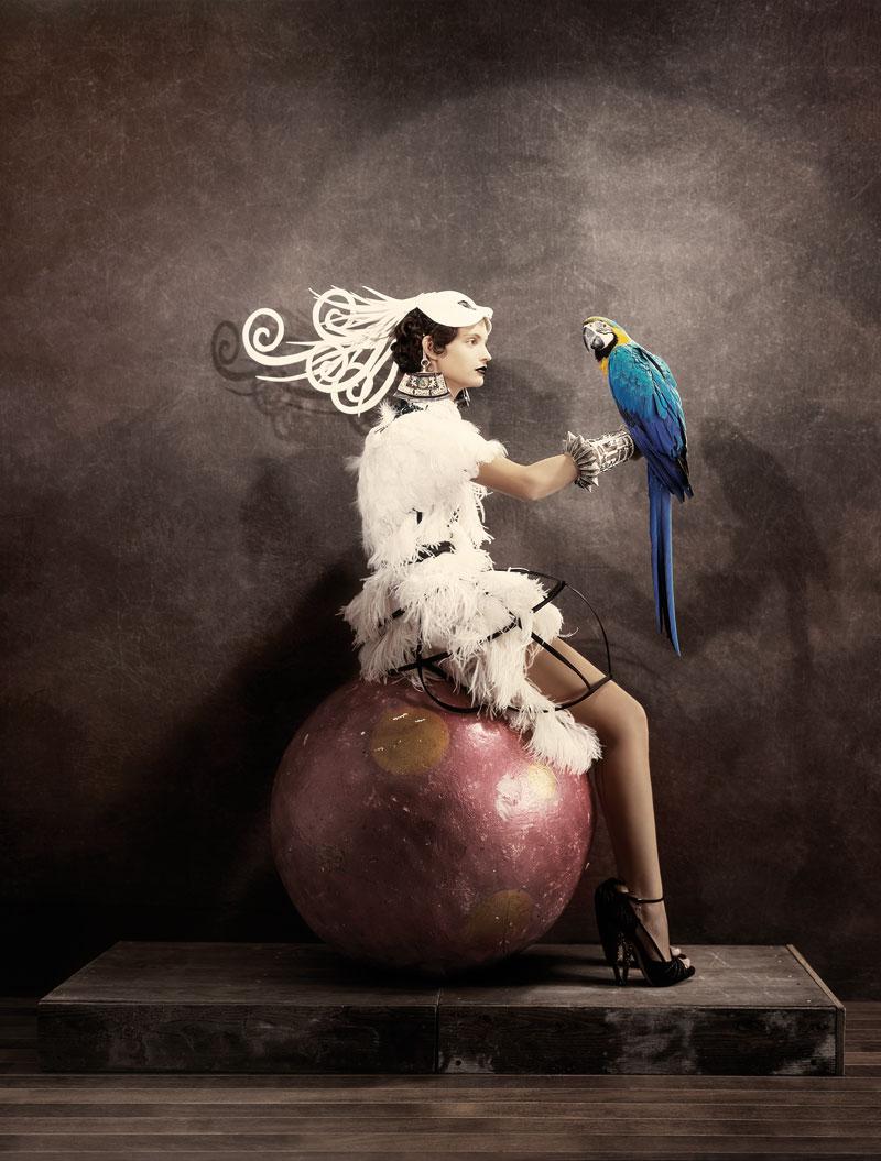 Giovanni-Gastel,-Untitled-(Parrot),-2008