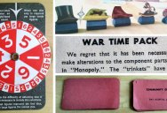 During WWII, Monopoly Made a Wartime Version Due to Production Constraints