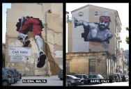 MTO Completes 2-Part Mural in Two Countries to Highlight Immigration Issues
