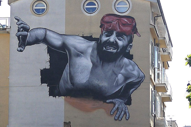 MTO Completes 2-Part Mural in Two Countries to Highlight Immigration Issues (7)