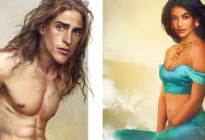 Artist Imagines What Real-Life Disney Characters Would Look Like