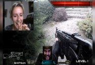 These Guys Made a Live Action Zombie Shooter and then Went on Chatroulette…