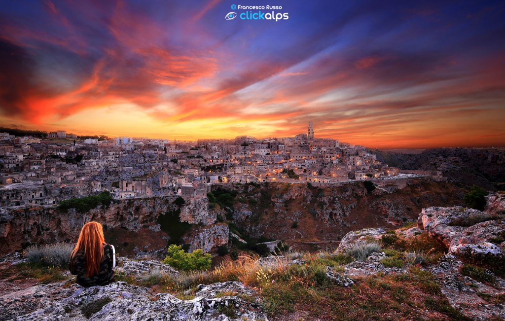 Picture of the Day: Sassi di Matera, Italy